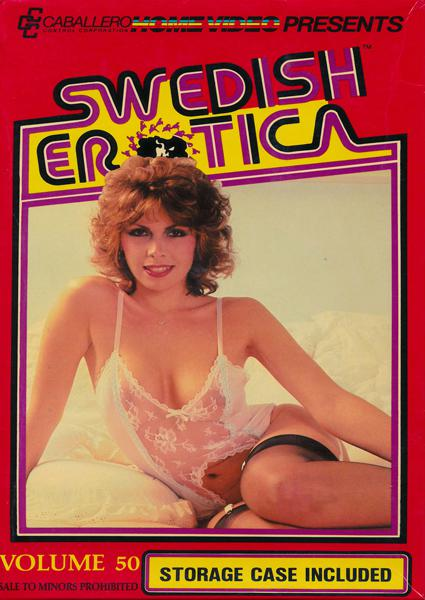 Swedish Erotica Volume 50 Box Cover