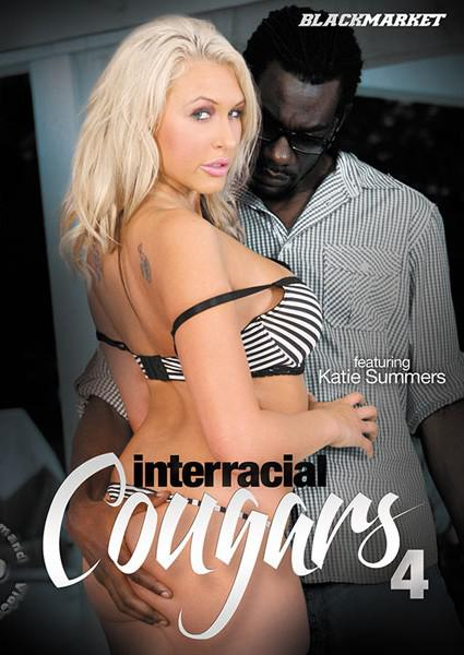 Interracial Cougars 4 Box Cover