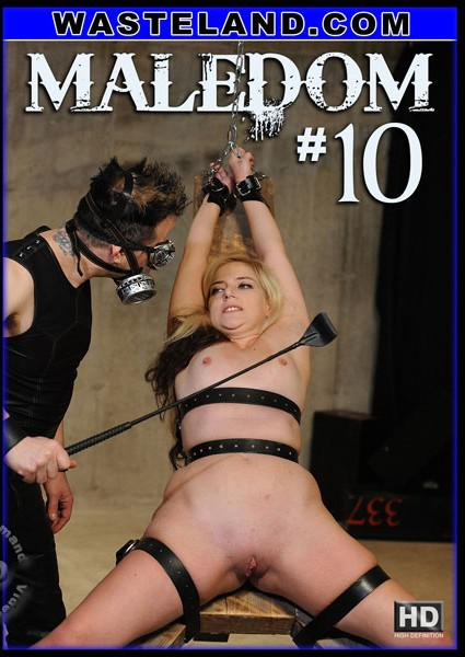 MaleDom #10 Box Cover
