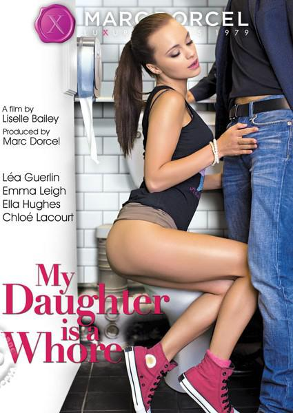 My Daughter Is A Whore (English) Box Cover