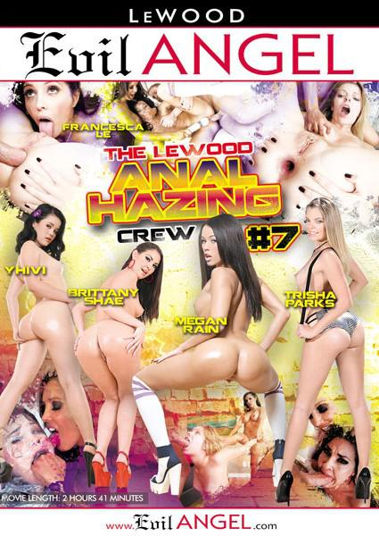 The LeWood Anal Hazing Crew #7 Box Cover