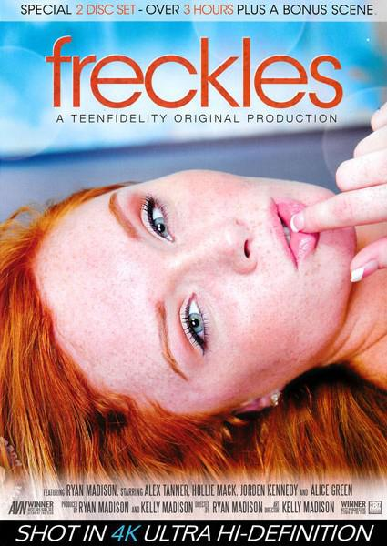 Freckles (Disc 1) Box Cover
