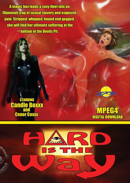 Hard Is The Way Box Cover