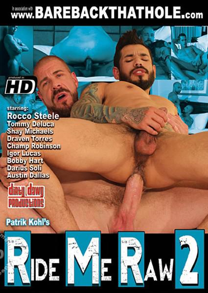 Ride Me Raw 2 Box Cover