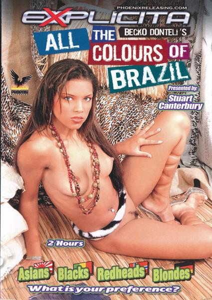 All The Colours Of Brazil Box Cover