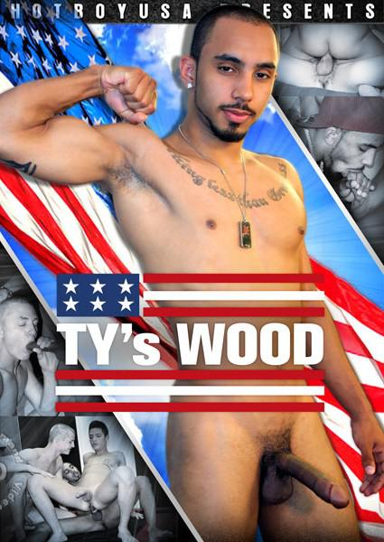 Ty's Wood Box Cover