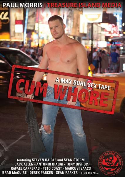 Cum Whore Box Cover