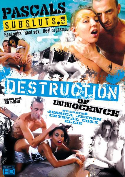 Destruction Of Innocence Box Cover