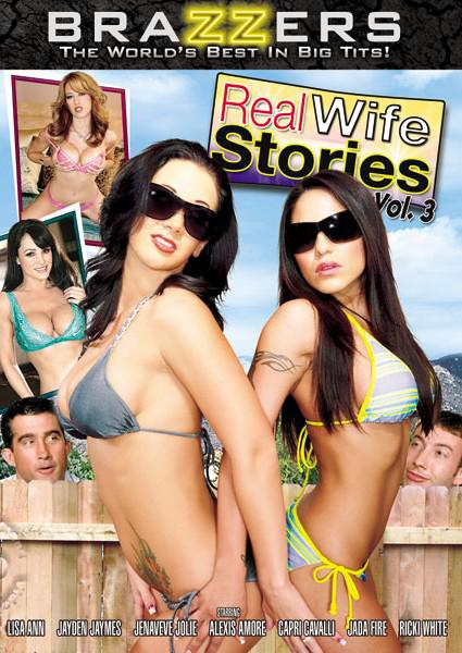 Real Wife Stories Vol. 3 Box Cover