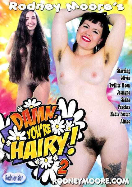 Damn, You're Hairy! 2 Box Cover