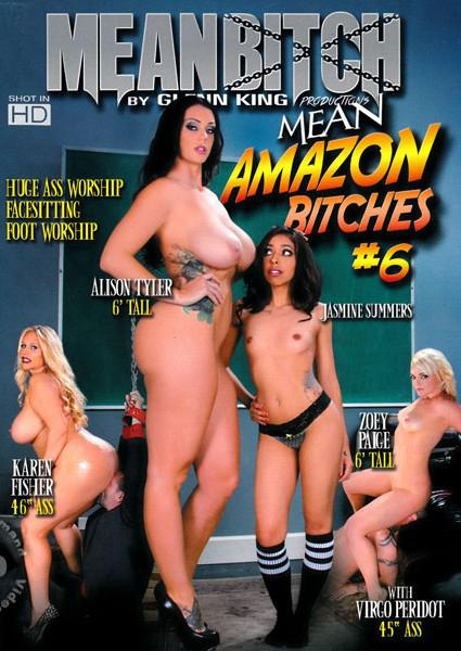 Mean Amazon Bitches #6 Box Cover