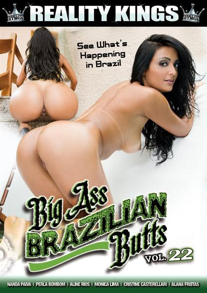 Big Ass Brazilian Butts Vol. 22 Box Cover