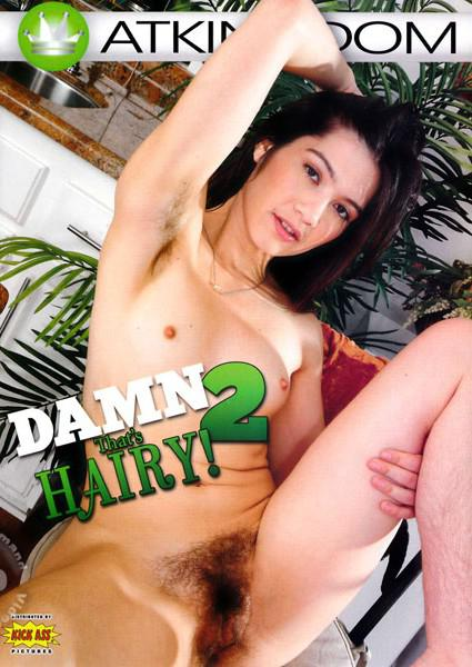 ATK Damn, That's Hairy! 2 Box Cover