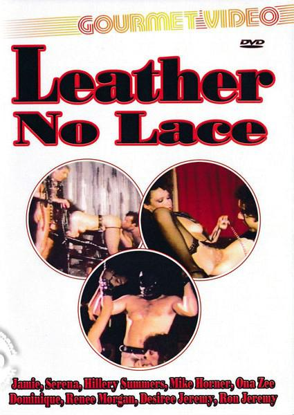 Leather No Lace Box Cover