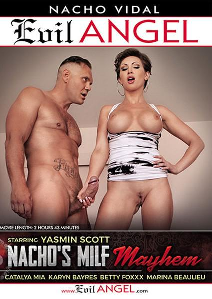 Nacho's MILF Mayhem Box Cover