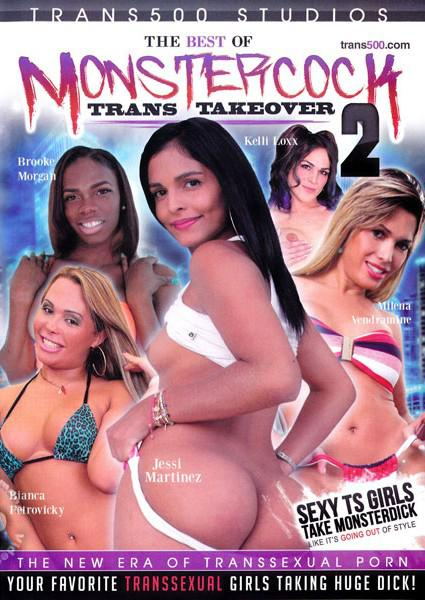 The Best Of Monstercock: Trans Takeover 2 Box Cover