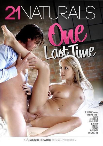 One Last Time Box Cover