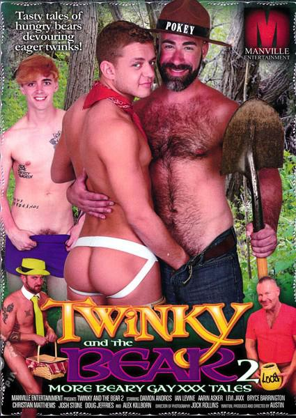 Twinky and the Bear 2: More Beary Gay XXX Tales Box Cover