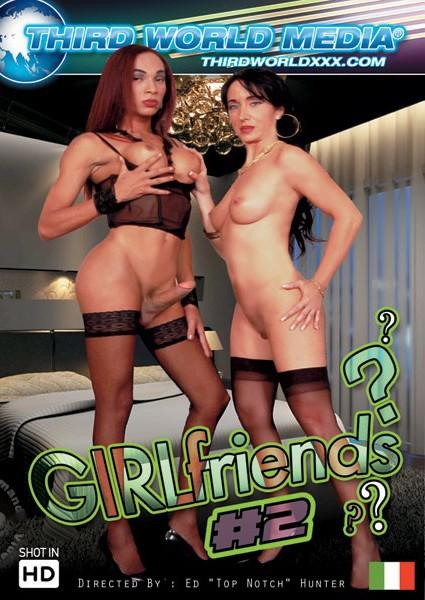 Girlfriends? #2 Box Cover