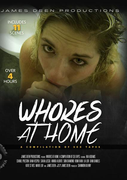 Whores At Home Box Cover