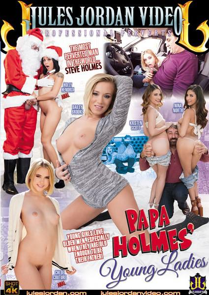 Papa Holmes' Young Ladies Box Cover