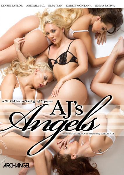 AJ's Angels Box Cover