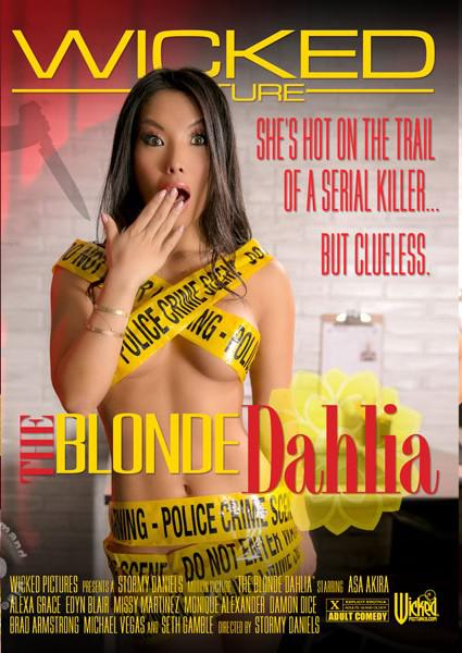The Blonde Dahlia Box Cover