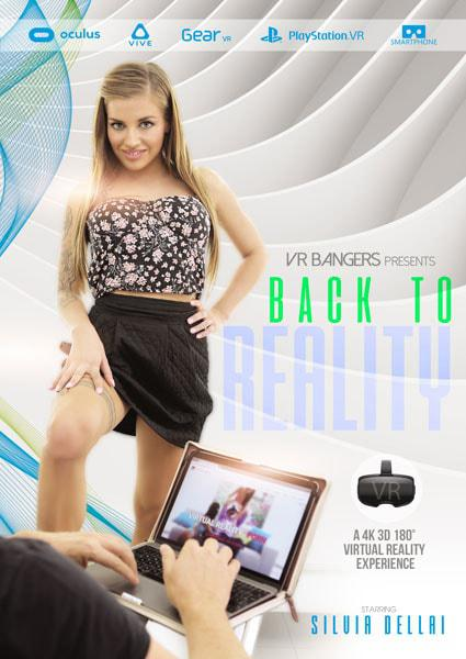 Back To Reality Box Cover