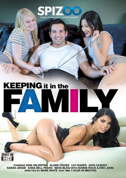 Keeping It In The Family Box Cover