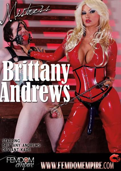 Mistress Brittany Andrews Box Cover