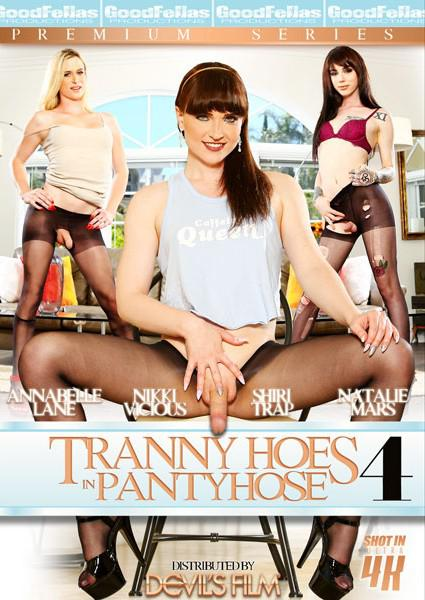Tranny Hoes In Pantyhose 4 Box Cover