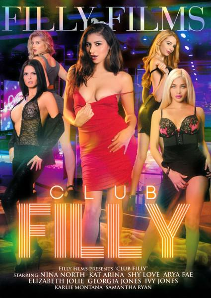 Club Filly Box Cover