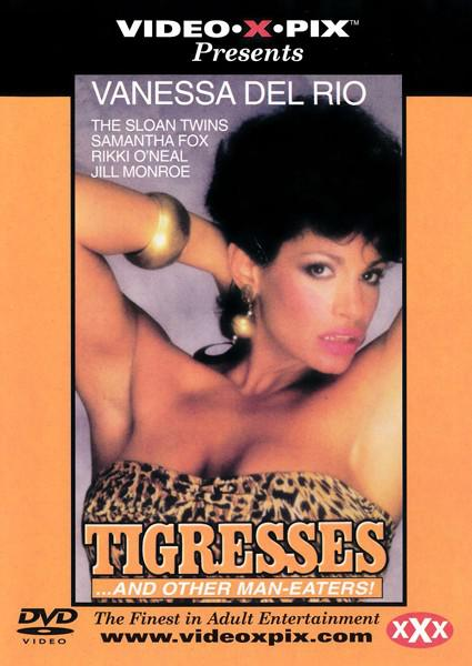 Tigresses And Other Man-Eaters Box Cover
