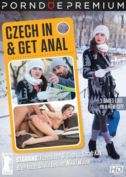 Czech In & Get Anal Box Cover
