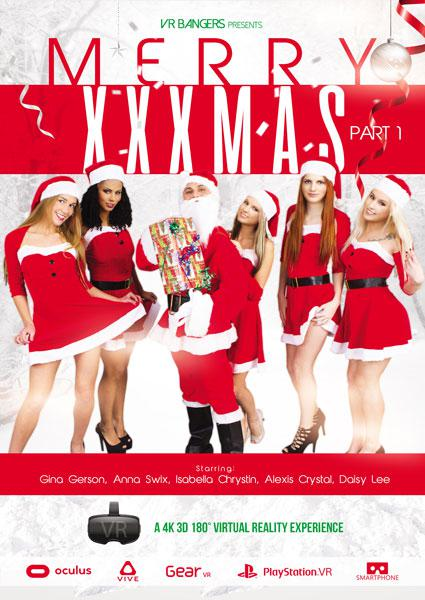 Merry XXXmas And Naughty New Year - Part 1 Box Cover