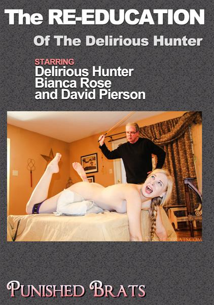 The Re-Education Of The Delirious Hunter Box Cover