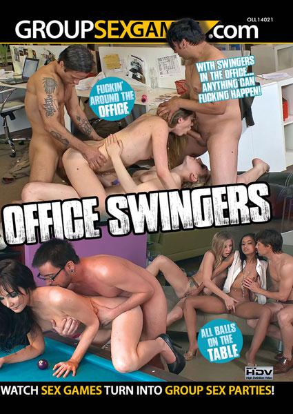 Office Swingers Box Cover