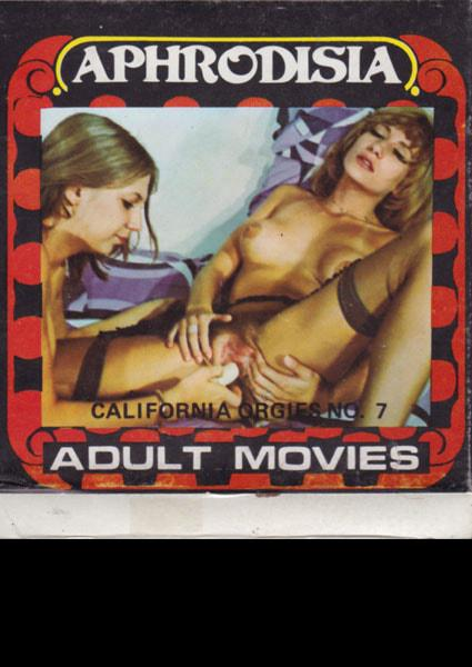 Aphrodisia No. 7 - California Orgies Box Cover