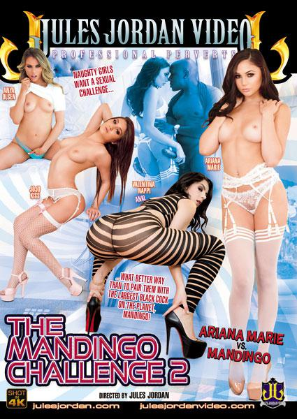 The Mandingo Challenge 2 Box Cover
