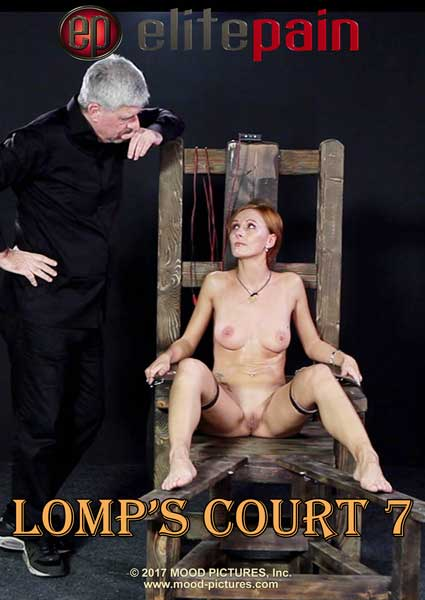 Lomp's Court - Case 7 Box Cover