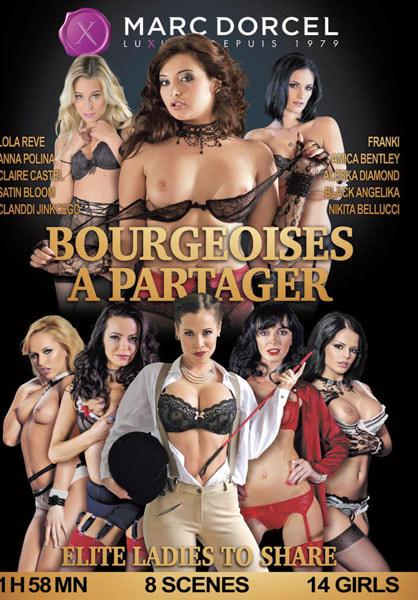 Elite Ladies To Share (French Language) Box Cover