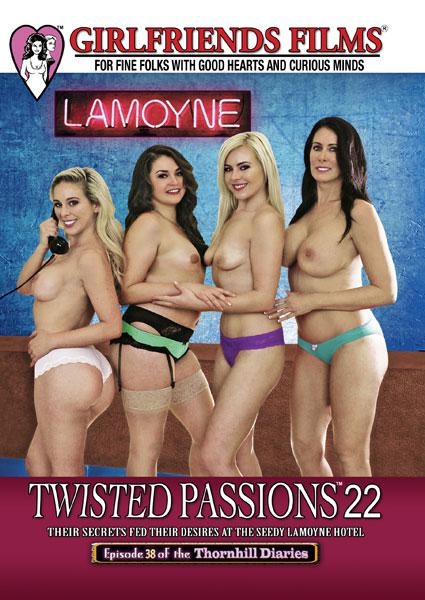 Twisted Passions 22 Box Cover