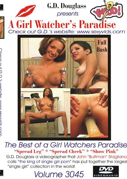 The Best Of A Girl Watcher's Paradise - 3045 Box Cover