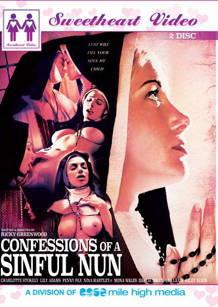 Confessions Of A Sinful Nun Box Cover - Login to see Back