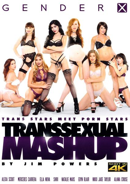 Transsexual Mashup Box Cover