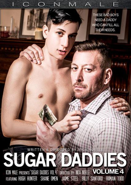 Sugar Daddies Vol. 4 Box Cover