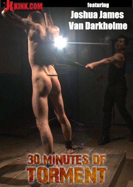 30 Minutes Of Torment - Confident Slut With Low Pain Tolerance Takes Extreme Torment Box Cover