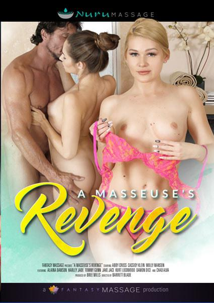 A Masseuse's Revenge Box Cover - Login to see Back