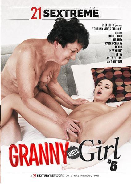 Granny Meets Girl #5 Box Cover
