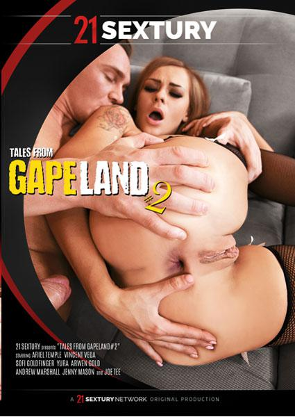 Tales From Gapeland #2 Box Cover - Login to see Back